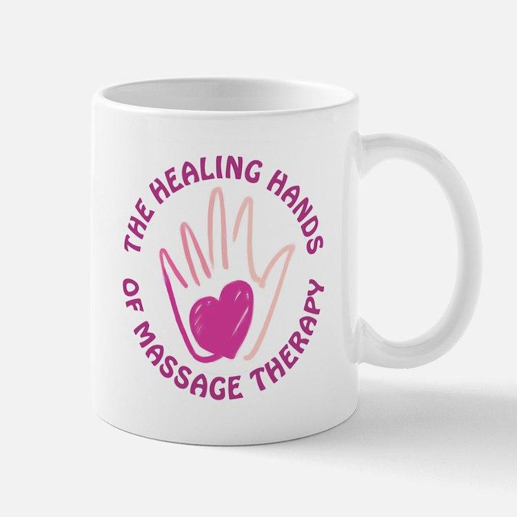 Healing Hands MT Mug