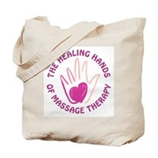 Healing Hands MT Tote Bag