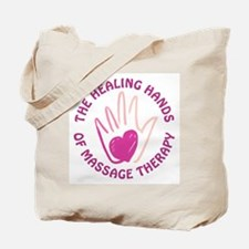 Healing Hands MT Tote Bag