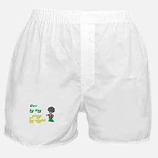 Dan - Pimp By Night Boxer Shorts