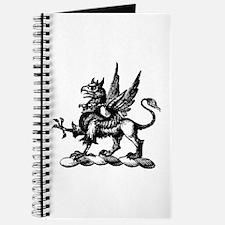 Hand Drawn Griffin Journal