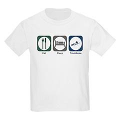 Eat Sleep Trombone T-Shirt