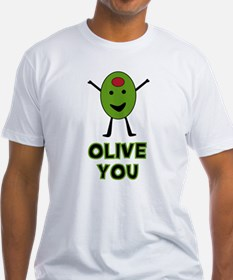 Olive You - I Love You Shirt