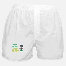 Dillon - Pimp By Night Boxer Shorts