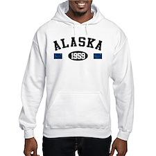 Alaska 1959 Hoodie Sweatshirt