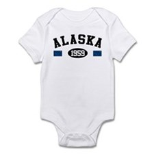Alaska 1959 Infant Bodysuit