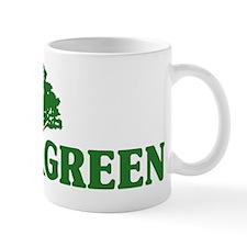 Think Green Small Mug