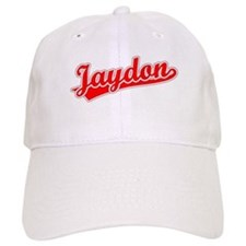Retro Jaydon (Red) Baseball Cap