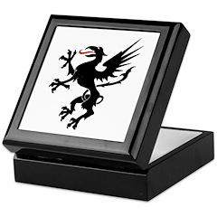 Tribal Griffin Keepsake Box