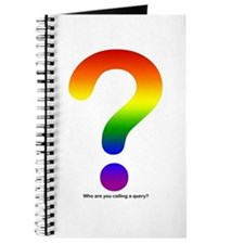 Rainbow Gay Pride Query Journal