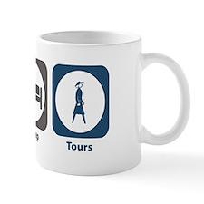 Eat Sleep Tours Mug