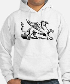 Griffin Illustration Jumper Hoody