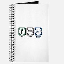 Eat Sleep Technical and Business Writing Journal
