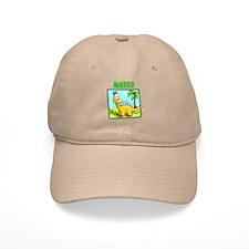 Mateo Dinosaur Baseball Cap