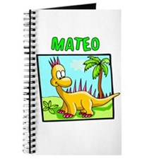 Mateo Dinosaur Journal
