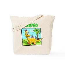 Mateo Dinosaur Tote Bag