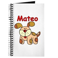 Mateo Puppy Journal