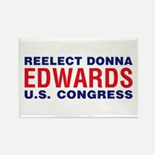 Reelect Edwards Rectangle Magnet