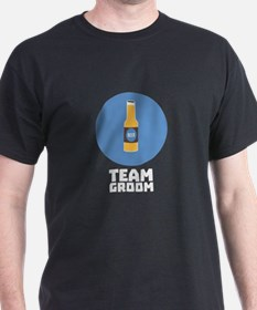Team Groom Stagparty C8h55 T-Shirt