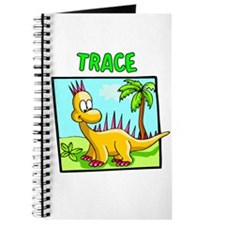 Trace Dinosaur Journal