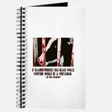 Slaughterhouse Cow Journal