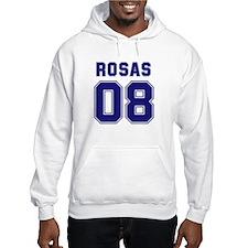 Rosas 08 Hoodie