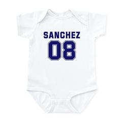 Sanchez 08 Infant Bodysuit
