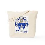 Puig Family Crest Tote Bag