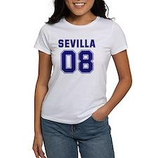 Sevilla 08 Tee