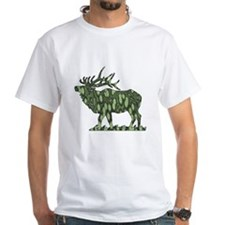 camo elk Shirt