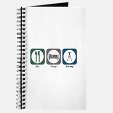 Eat Sleep Survey Journal