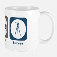 Eat Sleep Survey Mug