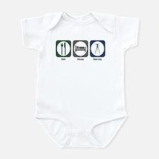 Eat Sleep Survey Infant Bodysuit