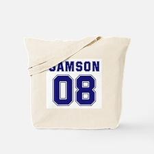Samson 08 Tote Bag