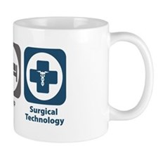 Eat Sleep Surgical Technology Mug
