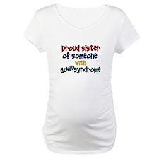 Proud Sister....2 (DS) Shirt