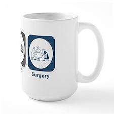 Eat Sleep Surgery Mug