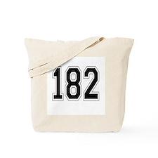 182 Tote Bag