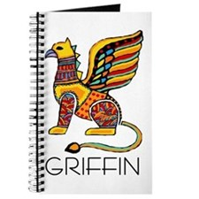 Colorful Griffin Journal