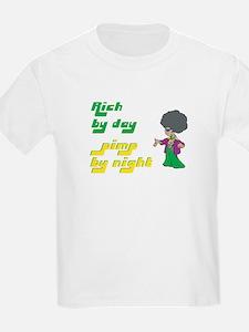 Rich - Pimp By Night T-Shirt