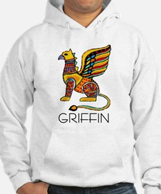 Colorful Griffin Jumper Hoody