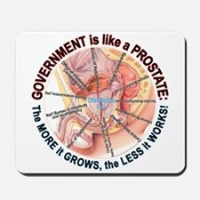 Government Prostate Mousepad