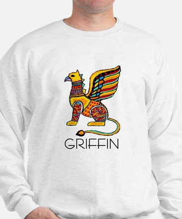 Colorful Griffin Sweater