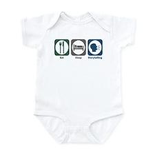 Eat Sleep Storytelling Infant Bodysuit