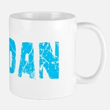 Abadan Faded (Blue) Mug