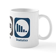 Eat Sleep Statistics Mug