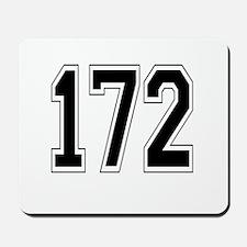 172 Mousepad