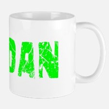 Abadan Faded (Green) Mug