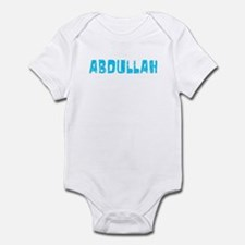 Abdullah Faded (Blue) Infant Bodysuit