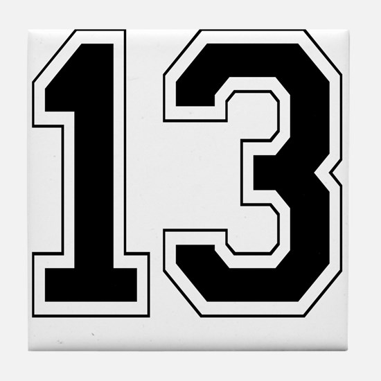13 Tile Coaster